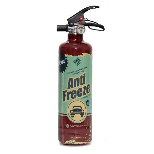 Brandblusser Anti Freeze