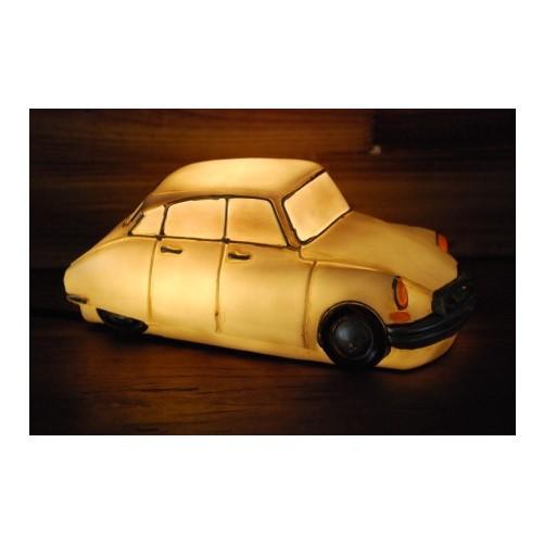 Lamp oldtimer auto  Citroën DS