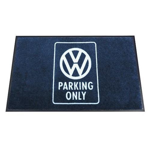 Deurmat Volkswagen Parking Only