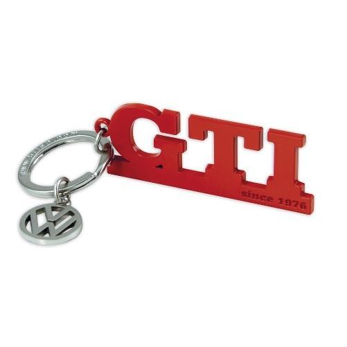 Sleutelhanger GTI rood