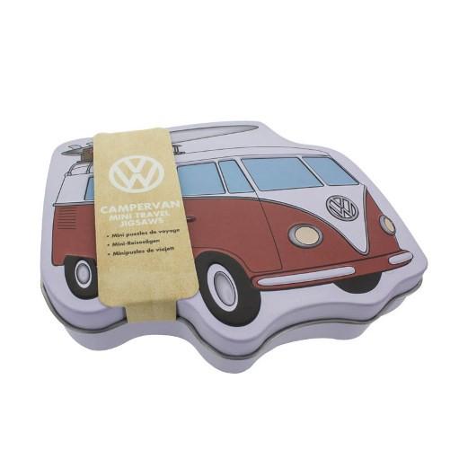 Mini VW T1 puzzel
