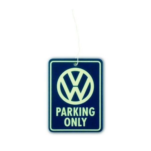 Air freshener VW Parking Only Fresh