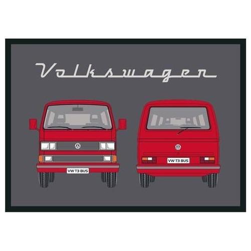 Deurmat Volkswagen T3