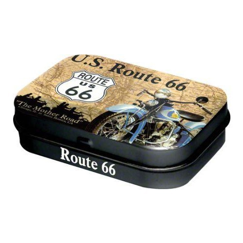 Peppemint box Route 66