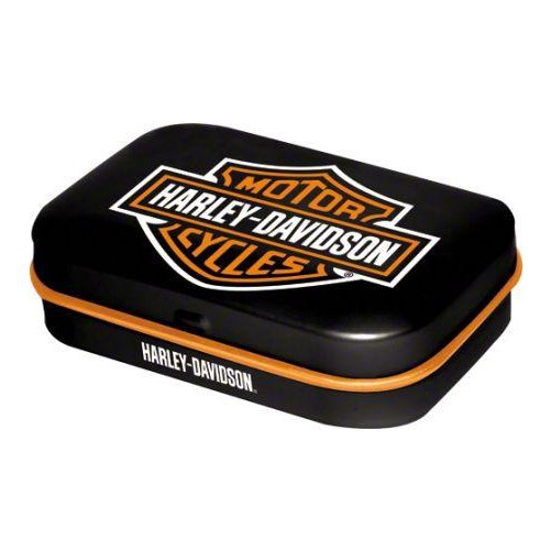 Peppermint box Harley Davidson