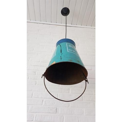 Bucket / emmer  hanglamp