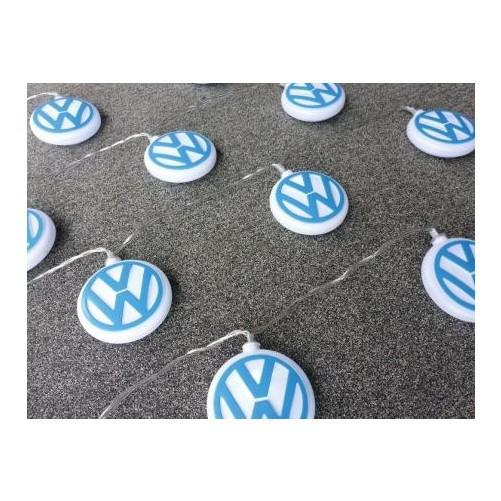 Sfeerverlichting VW Logo