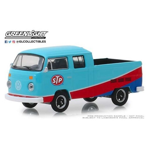 Volkswagen T2 Pick-up Double Cab STP 1:64