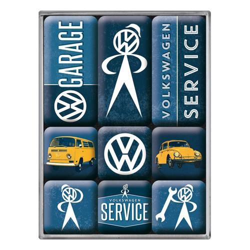 Magneetset Volkswagen