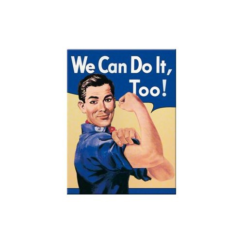 Magneet We can do it to