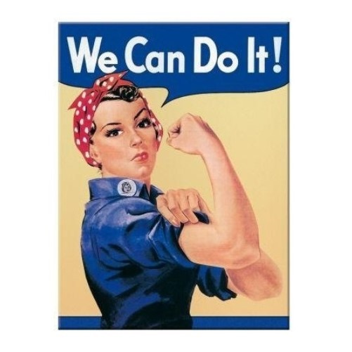 Magneet We can do it