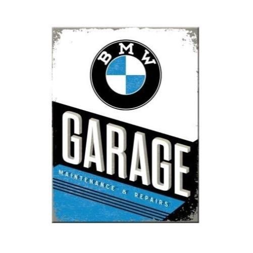 Magneet BMW garage