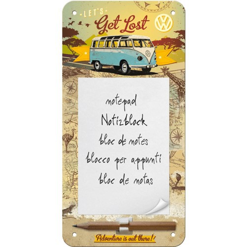 Notepad VW T1