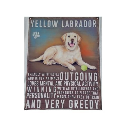 Muurplaat Beige Labrador