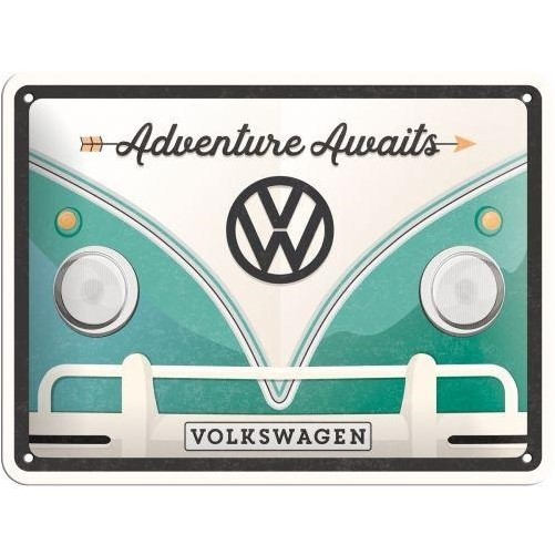 Muurplaat VW T1 front