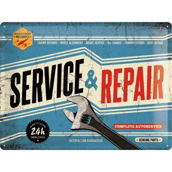 Muurplaat Service & Repair