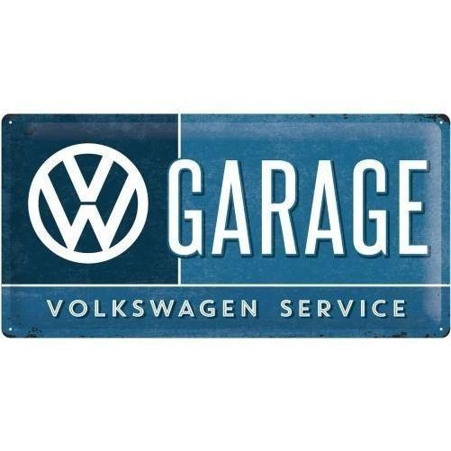 Muurplaat  VW Garage