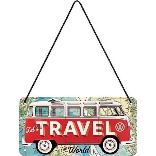 Hanging sign  T1 Travel