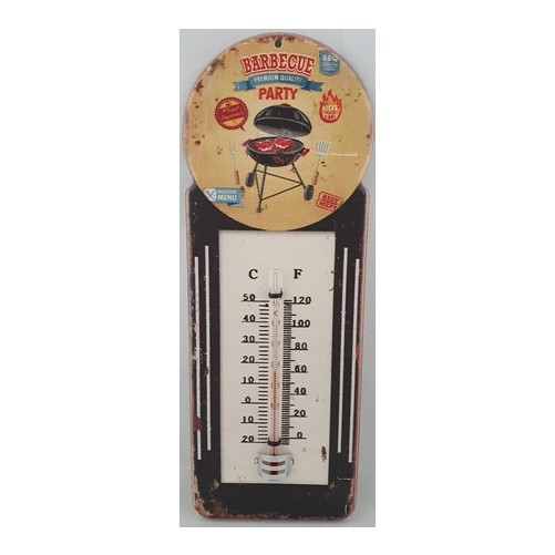 """Thermometer """"  Barbecue"""""""