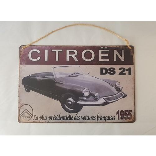 Plaat Citroën