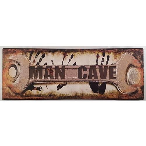 Plaat Man Cave