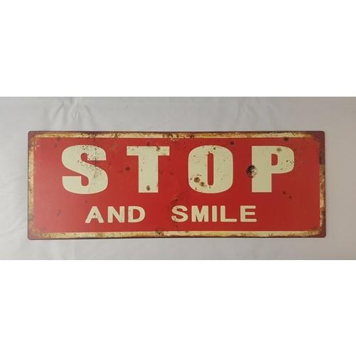 Muurplaat Stop