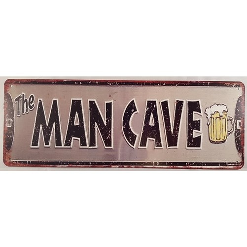 Plaat the Man cave