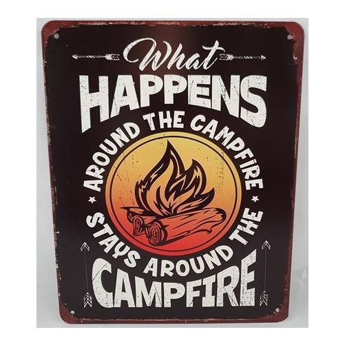 Muurplaat  Campfire