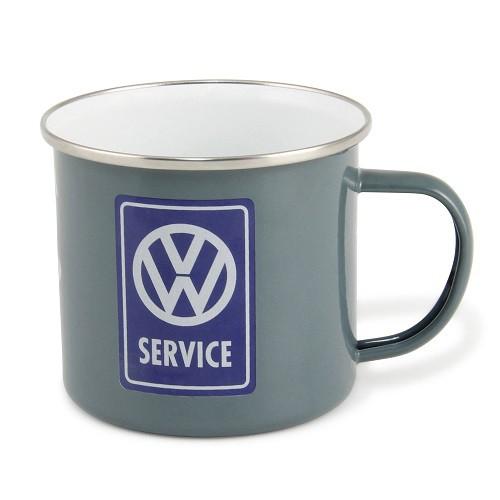 Emaille Mok Volkswagen service