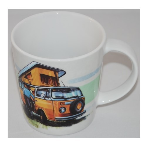 Mok Volkswagen Camper