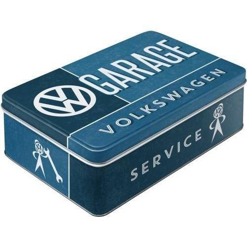 Voorraadblik VW Garage