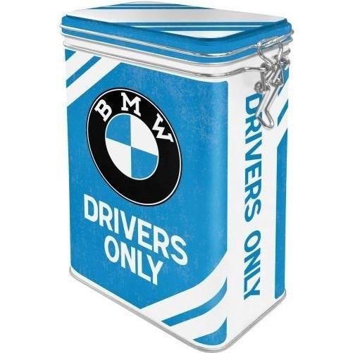 Voorraad blik BMW