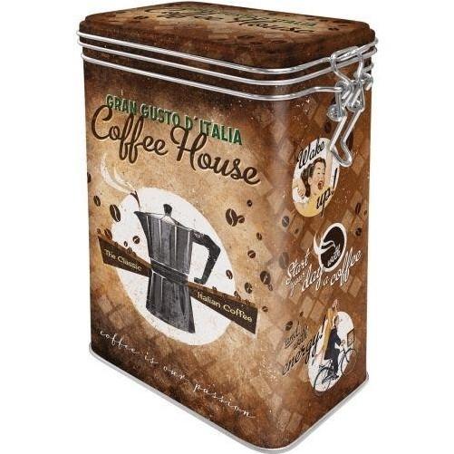 Voorraadblik  Coffee