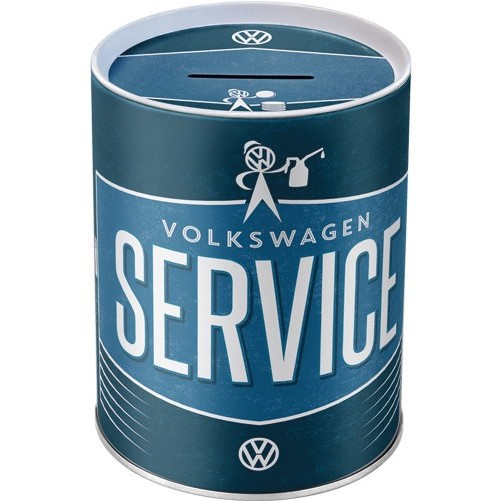 Spaarpot VW Service