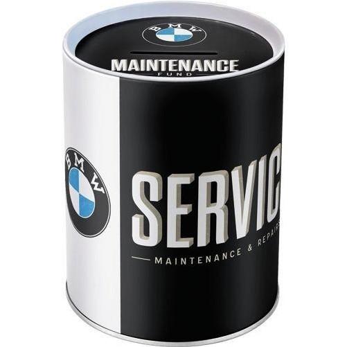 Spaarpot BMW Service