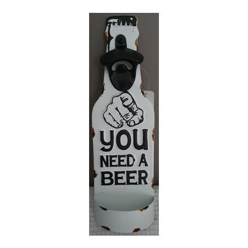 Flesopener You need a beer